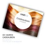De Hairfix cadeaubon
